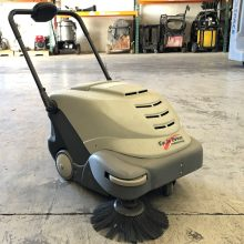 Used Floor Sweeper, Eagle Power 460 E