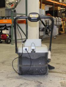 IPC Eagle 460e electric automatic vacuum sweeper used