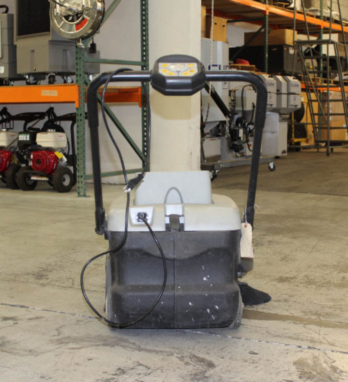 IPC Eagle 460e electric automatic vacuum sweeper used