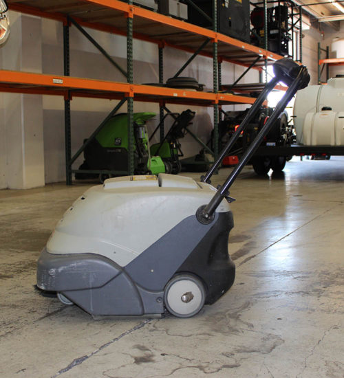 Used Eagle Power 460 E Automatic Sweeper