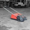 Eagle Power dual brush manual sweeper (used)