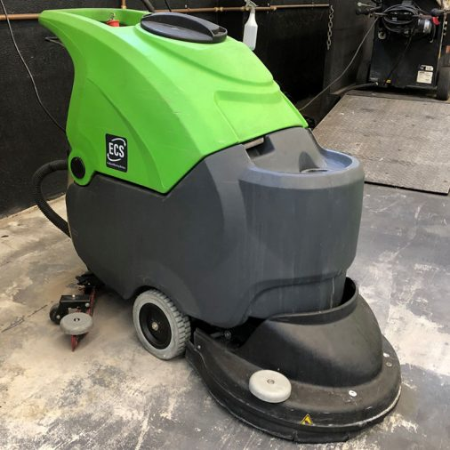 IPC Eagle CT40 ECS, Floor Scrubber Used