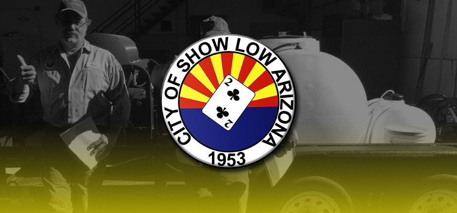 Show Low, Arizona Gets A New Pressure Washer Trailer