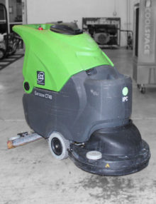 Used IPC Eagle CT40 ECS automatic scrubber