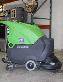 Used IPC Eagle CT40 automatic scrubber