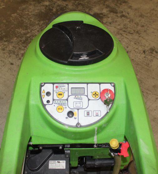 Used IPC Eagle CT40 ECS automatic Scrubber