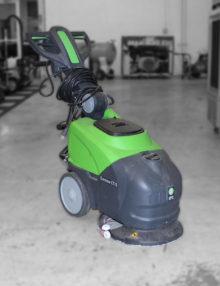 Used IPC Eagle CT15 automatic scrubber (cord)