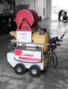 Used Landa PHW S3-1100 Pressure Washer
