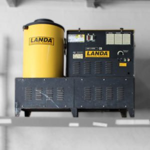 Used Landa VHP4-22024A Hot Water Pressure Washer For Sale