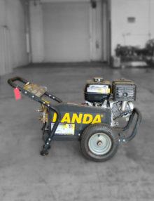 Used Landa PG4 Power Washer