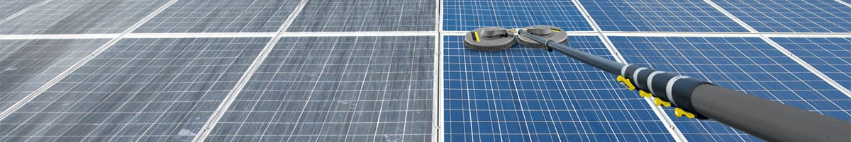 Karcher iSolar - Solar Panel Cleaning Accessory for use with pressure or power washers