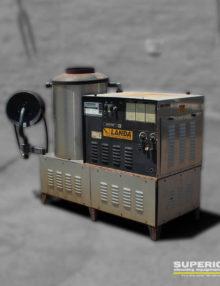 Used Landa VHG4 For Sale in Phoenix, Arizona. Stationary, Hot Water, Natural Gas Unit