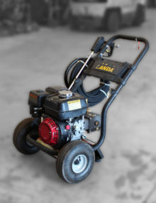 Used Landa PD3-27324 Cold Water, Gasoline Powered Pressure Washer