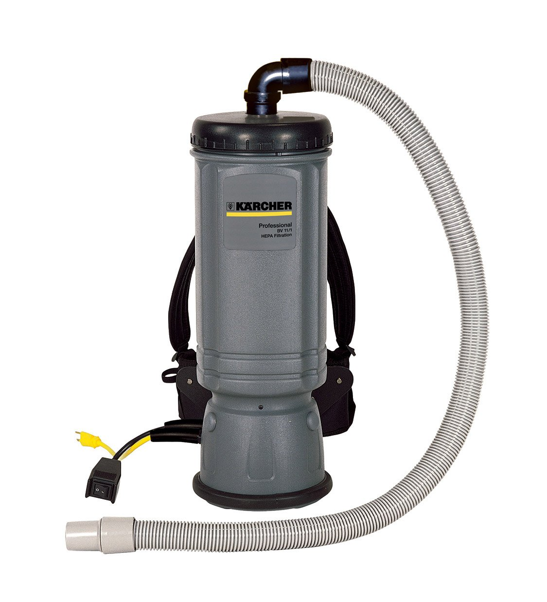 how to clean karcher vacuum filter