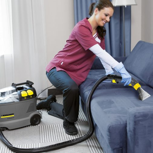 Karcher Puzzi 1.100-228.0, Cleaning Sofa