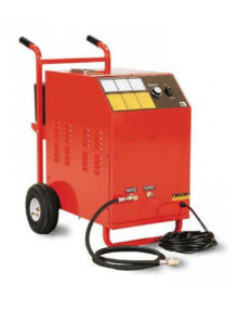 Hot Water Generators Change A Cold Water Pressure Washer