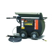 Landa HOT3-30036D Electric Powered Steamer 310°F 1.109-100.0