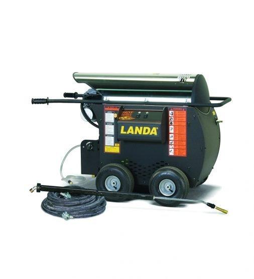 Landa HOT3-30036D Electric Powered Steamer 310°F 1.109-100.0