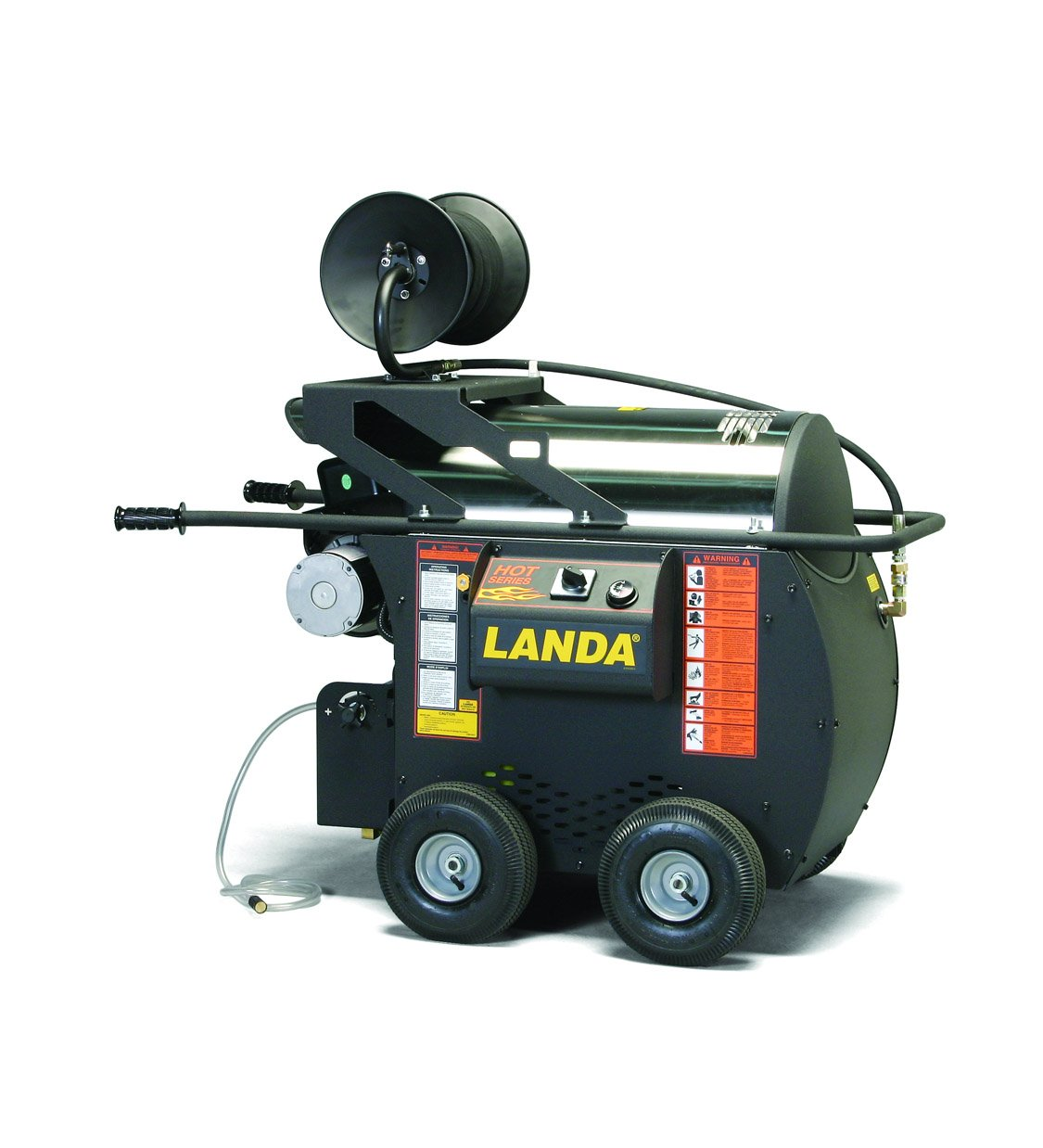 Landa Hot4 20024a Portable Electric Powered Pressure Washer