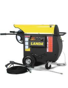 Landa HOT series caster wheel kit (2) - 8.917-525.0