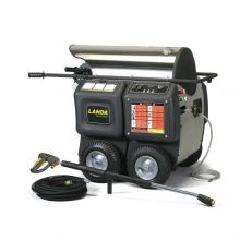 Landa PHW Series - Hot Water, Electric Powered, Diesel/Oil Heated Power Washer