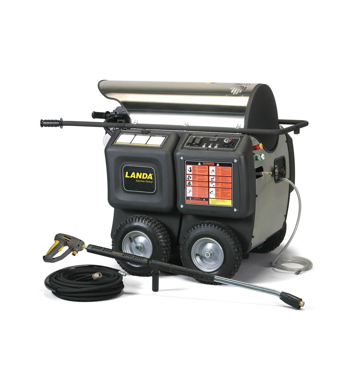 Landa Phw4 30024h Superior Cleaning Equipment