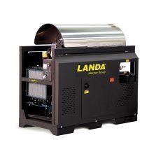 Landa SLT Series - Diesel or Gasoline Powered, Diesel/Oil Heated, Skid Mounted Pressure Washer System