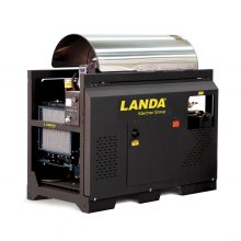 Landa SLX series - Hot Water, Diesel or Gasoline Powered, Diesel/Oil heated Skid Pressure Washer