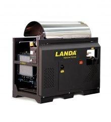 Landa SLX series - Hot Water, Diesel or Gasoline Powered, Diesel/Oil heated Skid Pressure Washer