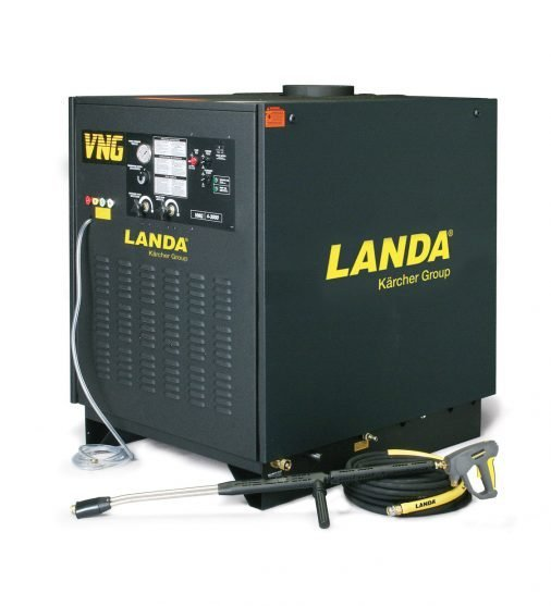 Landa VNG Series - Electric Powered, Natural or LP Gas Heated