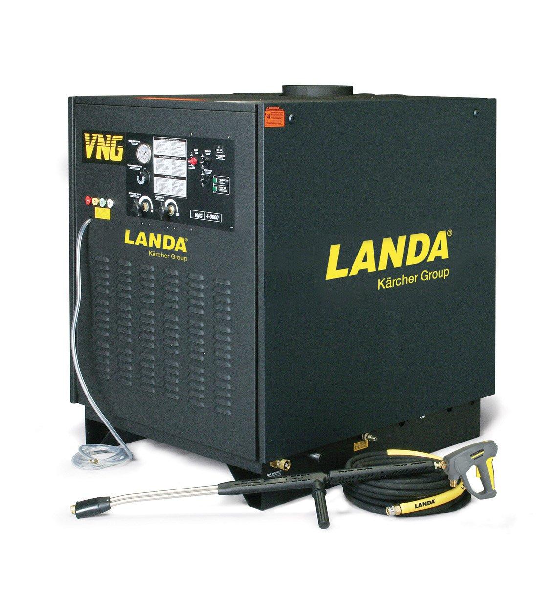Landa Vng4 30024a Stationary Hot Water Electric