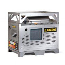 Landa PDHW Series - Hot Water, Diesel powered, Diesel/Oil Heated Skid Pressure Washer