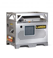 Landa PDHW Series - Hot Water, Diesel powered, Diesel/Oil Heated Skid Pressure Washer