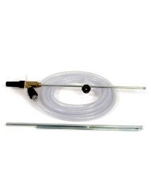 """Suttner Sandblast Kit - sand head, nozzle, 20"""" lance, sand probe, 13.5' sand hose, sand flow regulator valve"""