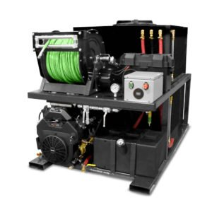 SCE JET 1030G - Truck or Van Mounted Sewer Jetter System