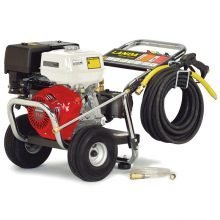 Landa PC Series, Cold Water, Gasoline Powered Pressure Washer Systems