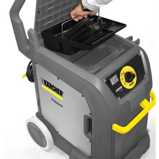 Karcher SGV 6/5 Steamer, Top Up
