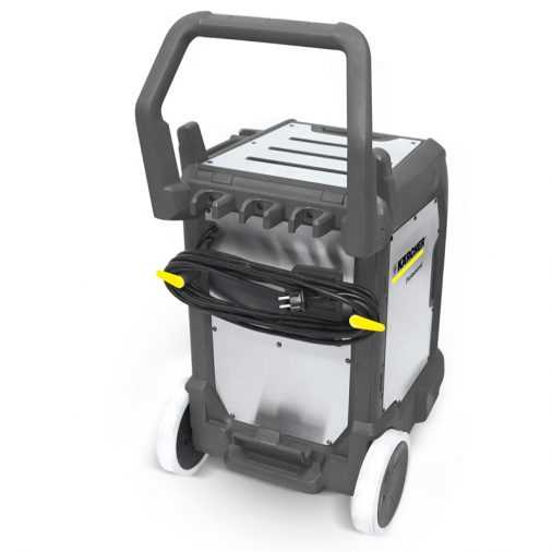 Karcher SGV 6/5 Steamer, Rear Side
