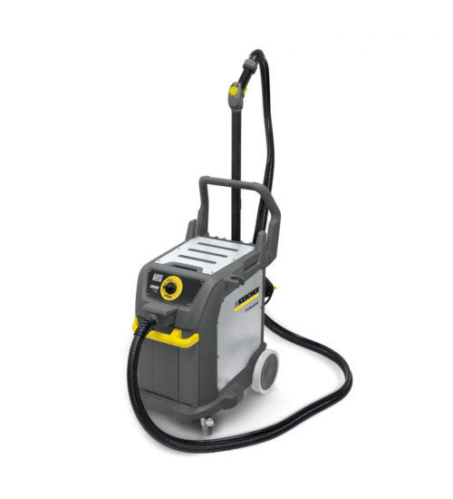 Karcher SGV 6/5 Steam Vacuum Cleaner - Hygiene, Non-Stop.