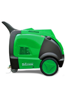 Steamericas Optima Steamer EST - Diesel Powered Steam Cleaner Systems