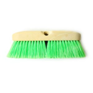 "Easy Reach #193 - 10"" Professional Brush with Extra Soft Green Nyltex Bristles"