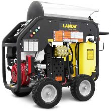 Landa MHC4-35324E/B, Electric Start, Belt Drive, 1.110-077.0