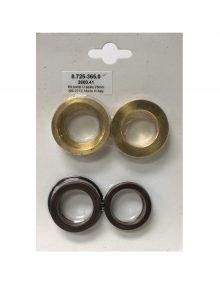 Landa Pump Repair Kit - Complete Seal Packing, 25mm - 8.725-365.0