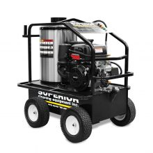 SCE PGH-3504 - 4 GPM, 4000 PSI, Portable Hot Water Pressure Washer