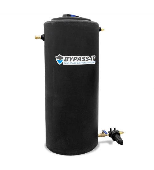 SCE Bypass-it - Protect your pressure washer pump quick and easy