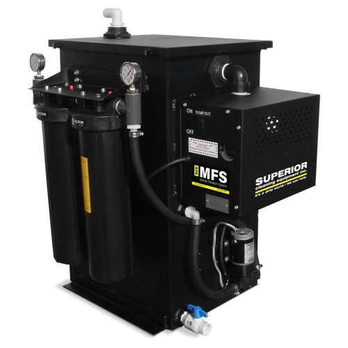 SCE MFS - Mobile Filtration System for pressure washers