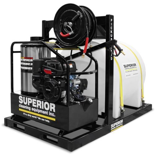 Sce Tms 4035 K G Truck Mounted Skid Pressure Washer