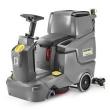Ride-On Floor Scrubbers