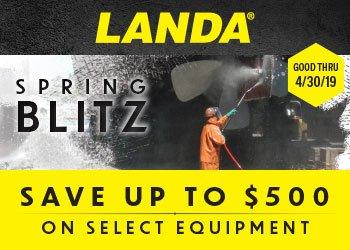 Landa Spring Blitz promo