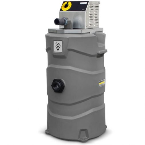 Karcher Mississippi Recovery Water System, No wheels or Hose